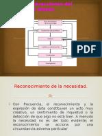 Fases e Interacciones Del Proceso de Diseño