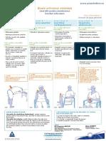 Artroza - Exercitii de Baza