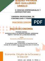 Introducción a La Macroeconomía (1)