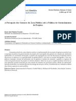 A Percepção dos Gestores da Área Pública sob a Política de Gerenciamento.pdf