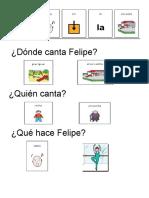 Dónde Canta Felipe
