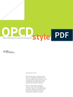 City of Seattle OPCD Style Guide
