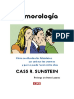 Conseguir Un Libro Rumorologia by Cass r Sunstein