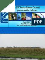 Dynamics of Botswana Rainwater Harvesting