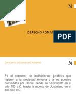 El Derecho Romano (2)