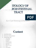 Histology of Gastrointestinal-tract UNIBA (1)