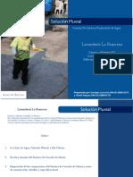Proyecto Cosecha de Lluvia Lavanderia La Francesa