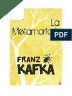 Conseguir Un Libro La Metamorfosis by Franz Kafka