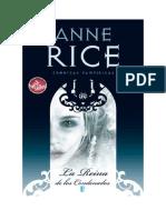 Conseguir Un Libro La Reina de Los Condenados by Anne Rice
