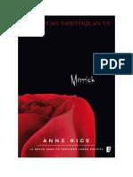 Conseguir Un Libro Merrick Cronicas Vampiricas Vii by Camila Batlles Vinn Anne Rice