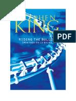 Conseguir Un Libro Riding the Bullet by Stephen King