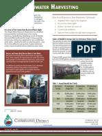 Rainwater Harvesting - Clackamas County OR USA