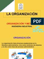 12. La Organizacion. Teorias