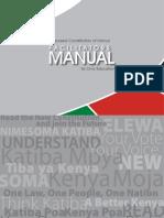 Coe Civic Education Manual