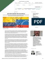 Reacción de Maduro Vino Con Chantaje