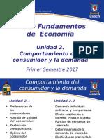Unidad 2 Fundamentos de Economia 1-2017