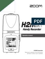 H2n OperationManual English