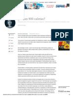 Faltan 900 Caletas - María Isabel Rueda - Columnistas - Opinión - ELTIEMPO