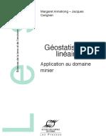 Geoestadísitica Lineal