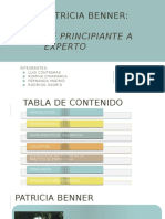 Patricia Benner- Cuidado, Sabiduría y Ética en La Práctica de Enfermería