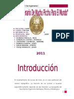 Imprimir Info de Curvas de Nivel