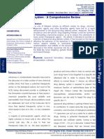 Liposomal Drug Delivery System a Comprehensive Review