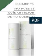 Brochure AgeLOC YS Chile