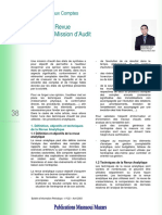 2003-122 l'Importance de La Revue Analytique Dans La Mission d'Audit