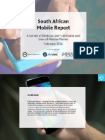South Africa Mobile Report Feb 2016