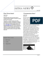 NMTHA News July10