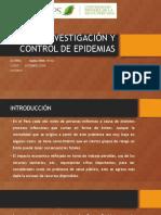 Control de Epidemias