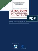 REBRAENSP-POLO. Estratégias para a segurança do paciente