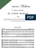 Judgment Anthem