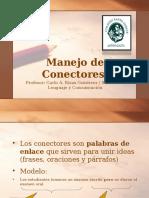 PTT - MANEJO DE CONECTORES.pptx