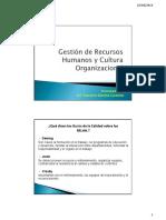 03 Calidad Cultura Organizacional