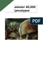 40k Zombies