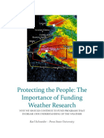 Issue Brief Weather Funding