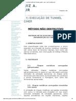 31) Execução de Tunnel Liner - Lan - Luiz A