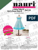 Vestido de Nina Ref 04 by Maria Fernanda