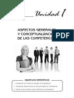 DIRECCION Y GERENCIA I. Capitulo 1. Aspectos Generales
