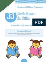 Curriculo Ninos 33