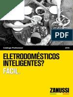 Catálogo Zanussi Retalho Especializado 2016-17