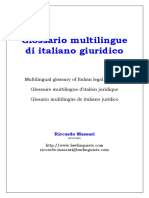 PDF Multilingual Legal Glossary 2013