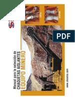 NUEVO Manual Para La Selección de Chaquetas Aislantes Equipo Minero 2016...