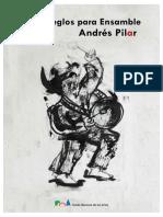 10 Arreglos para Ensamble Andrés Pilar
