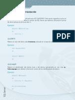 Ejercicio 1 - Funciones de Configuración