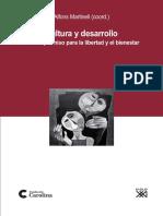 Cultura y desarrollo a.martinell