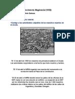 Movimientos Sociales en México