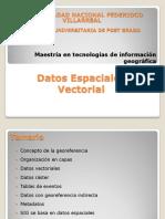 04 Datos Espaciales Vectoriales