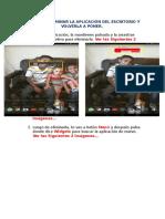Guía Para Eliminar La Pppwidget2 Del Escritorio y Volverla a Poner
